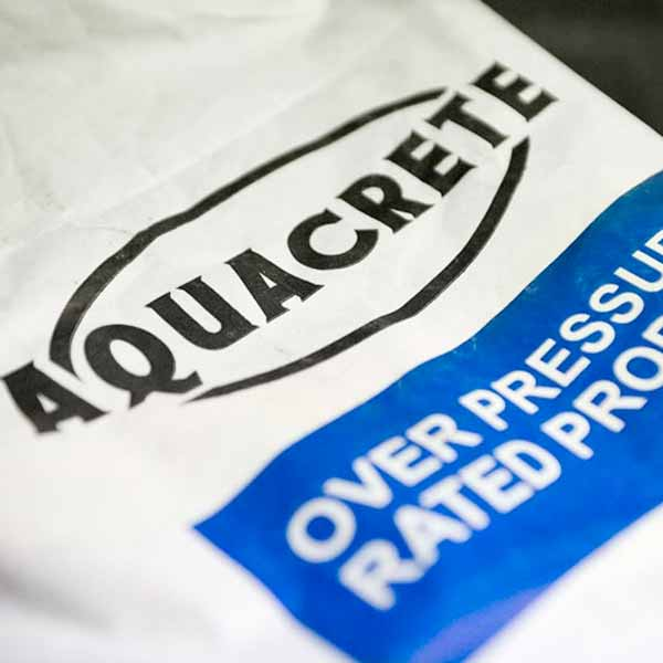 Aquacrete OPR2 - over pressure rated product